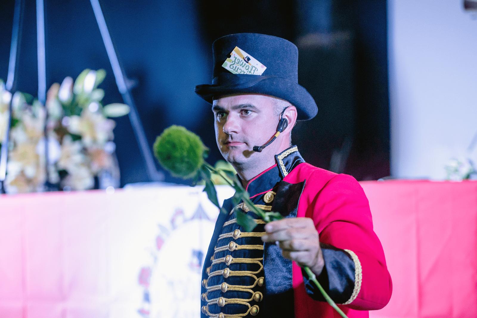 Circus Flower курс по флористике