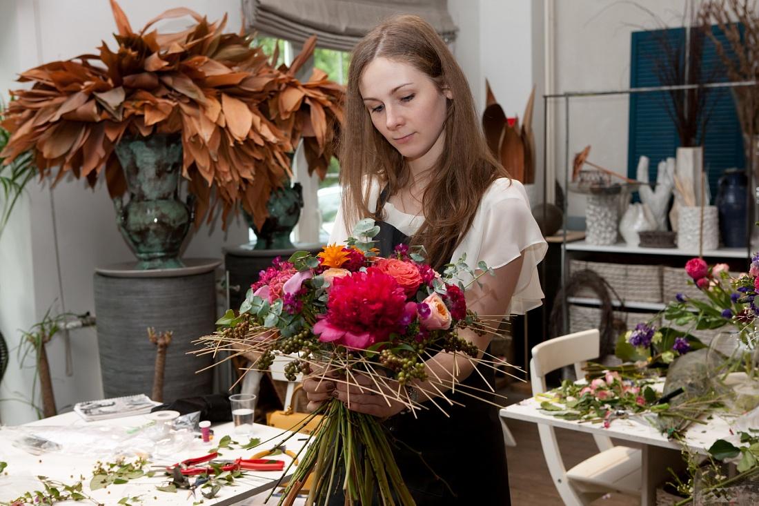 Лучшие курсы флористики в Москве